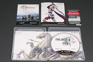 [買い物] PS3 FINAL FANTASY XIII
