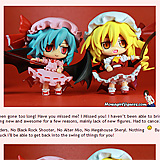 Touhou Super Deformed #3