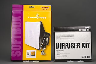 [買い物] LumiQuest SOFTBOX III LQ-119,BLACKRAPID RS DR-1 ダブルストラップ ほか